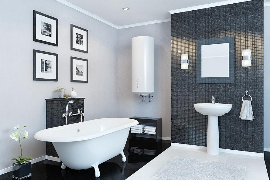 50 liter slim elektro warmwasser boiler platzsparend 36 cm durchmesser neu ebay. Black Bedroom Furniture Sets. Home Design Ideas