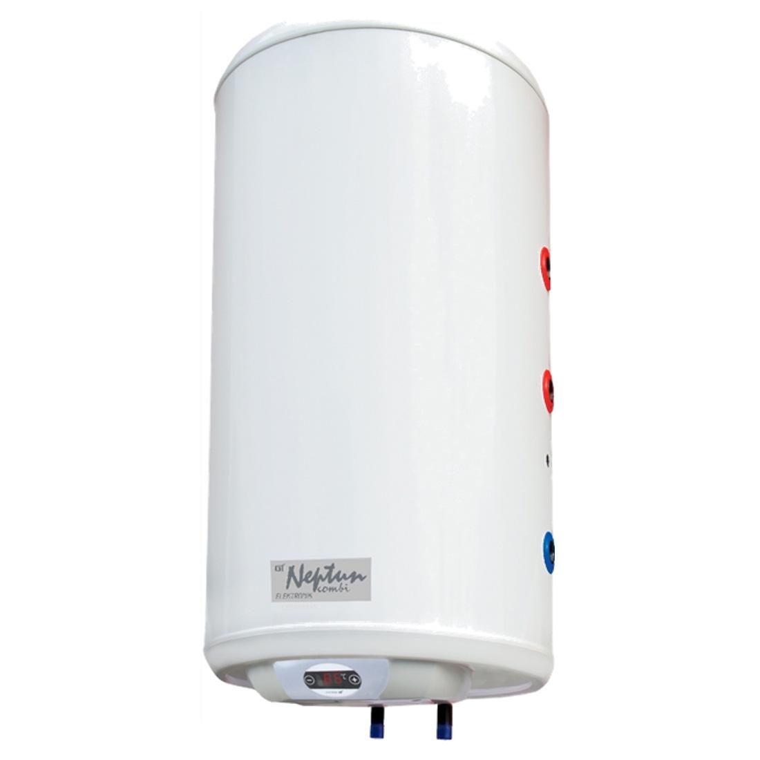 80 liter kombi elektro boiler warmwasserboiler mit w rmetauscher ebay. Black Bedroom Furniture Sets. Home Design Ideas