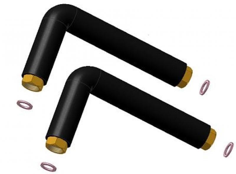 Flexible anschlussleitung